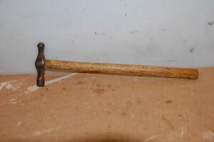 "Vintage  Ball Peen Hammer 123/4"" long 200 Gr"