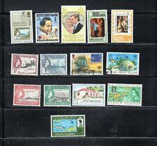 BRITISH VIRGIN  ISLANDS  STAMPS  MINT  HINGED & USED    LOT  17282