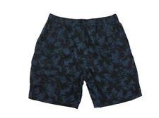 Shorts e bermuda da uomo blu in cotone taglia XXL