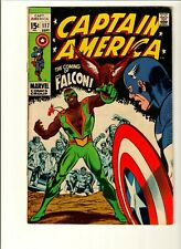 Captain America #117 FN-/FN+ 1969 Grade It Yourself with Hi-Res scan
