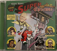 KROQ Kevin & Bean's Super Christmas CD Compilation (2006) Limited Ed, Mint! F/S!