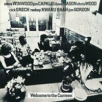 Traffic - Welcome To The Canteen [CD]
