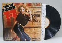 Tanya Tucker – TNT, 1978 original gatefold album vinyl LP, VG+ / EX, R-0440