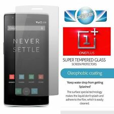 100 Genuine Premium Tempered Glass Screen Protector Film for OnePlus One A0001