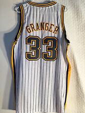 Adidas Swingman NBA Jersey Indiana Pacers Danny Granger White HWC sz 2X