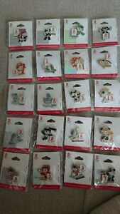 Beijing 2008 mascot evnt collection 20 different pins for sale
