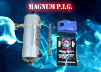 XXX Large Magnum, Cold Smoker Generator 100% MADE IN THE USA Hot or cold smoke