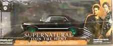 Greenlight RARE CHASE Green Machine 86441 Supernatural 1967 Impala 1:43 Scale
