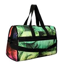 LeSportsac Classic Collection Deluxe LG Weekender DuffelBag in Miami Sunrise NWT