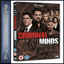 CRIMINAL MINDS - COMPLETE SEASON 9  **BRAND NEW DVD***