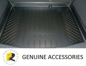 Ford Focus Hatch LW LZ Luggage Compartment Mat Cargo Liner AMBM5JA454A14AB