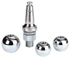 """Cequent Chrome, Interchangeable Hitch Ball System, 1"""" Shank"""