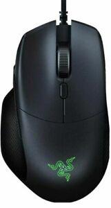 Razer Basilisk Essential RGB Ergonomic Gaming Mouse - 6,400 DPI Optical Sensor