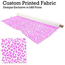 Telas y tejidos Blanco color principal rosa para costura y mercería