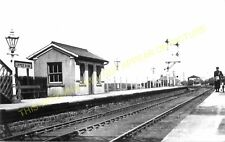 Upper Bank Railway Station Photo. Swansea to Morriston and Glais Lines. (1)