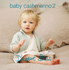 Debbie Bliss 2006 Baby Cashmerino 2 Knitwear 12 Designs 50 Pages