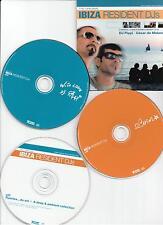 The Original Ibiza Resident DJs     3 x CDs  Compilation, Mixed  1999