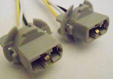 2 x Connectors Socket T20 3157 Bulb Brake Turn Signal Light Harness PigTail