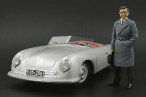 Ferry Porsche Figure for 1:18 AUTOart 356 nr.1 Gmund  !! NO CAR !!