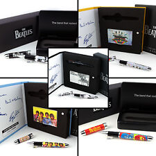 ACME LE The Beatles 5 Piece Rollerball Pen Set - Low Matching #68/1000 - RARE!!