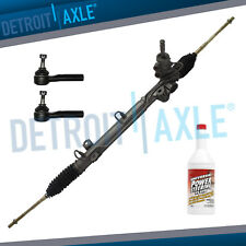 Power Steering Rack & Pinion + Outer Tierods for 2005 - 2007 Dodge Grand Caravan