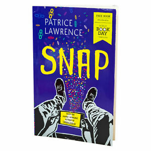 SNAP Patrice Lawrence World Book Day 2019 Author of Orange Boy