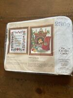 Creative Circle #2300 Cozy Hearth, Needlework Kit, Unopened