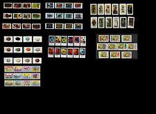à partir de 1 euro la série complète de timbres français oblitérés de 2020