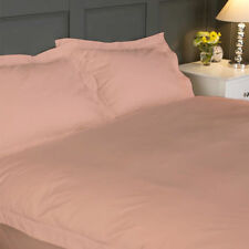Complete Bedding Sets Peach Solid Choose Sizes 1000 Thread Count Egyptian Cotton