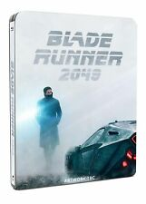 Blade Runner 2049 (3D Edition + UltraViolet Copy (Steelbook)) [Blu-ray]