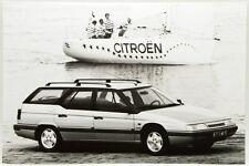 Fotografia Originale - Citroen BX Break cm 11,8 x 17,5