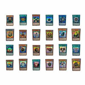 Yu-Gi-Oh! TCG Sammelkarten Spiel AC19-DE Karten 1. Auflage Adventskalender 2019