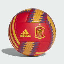 Adidas New Spain Football Soccer Ball Size 5 2018- Red Cd8501