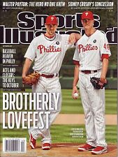 Sports Illustrated 2011 Philadelphia Phillies Cliff Lee & Ryan Madson Newstand