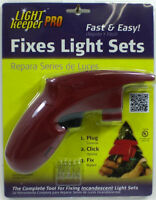 Light Keeper PRO Awesome Tool for Fixing Incandescent Holiday Christmas Lights