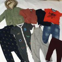 9-12 month boys winter bundle GAP Next Ted Baker Zara coat jeans (P)