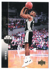 Avery Johnson 1994 Upper Deck San Antonio Spurs insert Basketball Card