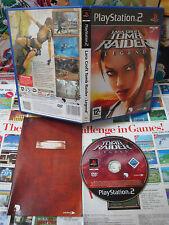 Playstation 2 PS2:Lara Croft Tomb Raider - Legend [TOP & 1ERE EDITION] Fr