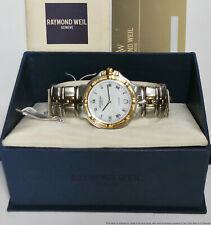 Raymond Weil Parsifal Two Tone 9190 Mens Working Watch Box Papers Ta