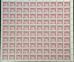 MNH full sheet SC#450 5c Library of Parliament