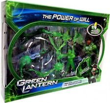 Green Lantern Movie The Power Of Will Action Figure 4-Pack