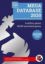 Mega Database 2020 / 85,000 annotated games/ for ChessBase