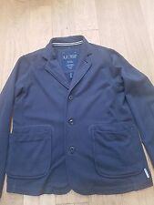 ARMANI Jeans Blazer Di Flanella Taglia XL