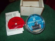 Veeder-Root 0777727-312 Hubodometer NIB Hubcap Odometer Metric Kilometers