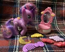 My Little Pony Twilight Sparkle Shine Bright Light Up Unicorn w/Accessories Euc