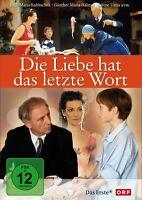 Die Liebe hat das letzte Wort [DVD/NEU/OVP] Günther Maria Halmer, Sabine Vitua,