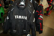 YAMAHA 4 STROKE SNOWMOBILE JACKET SMB-16J4S-BK-LG BLACK FXR