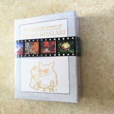 The Collection Works Of Hayao Miyazaki Blu-ray Complete Box Set Studio Ghibli