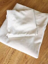IKEA Karlstad COVER for Karlstad Add-on Chaise Beige Slipcover For Cushions Only