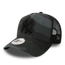 NEW ERA Herren Baseball Cap. NEW York Yankees Washed Camo Mesh Trucker Mütze 8S2 951
